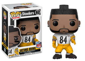 Antonio Brown Funko Pop! NFL Wave 4