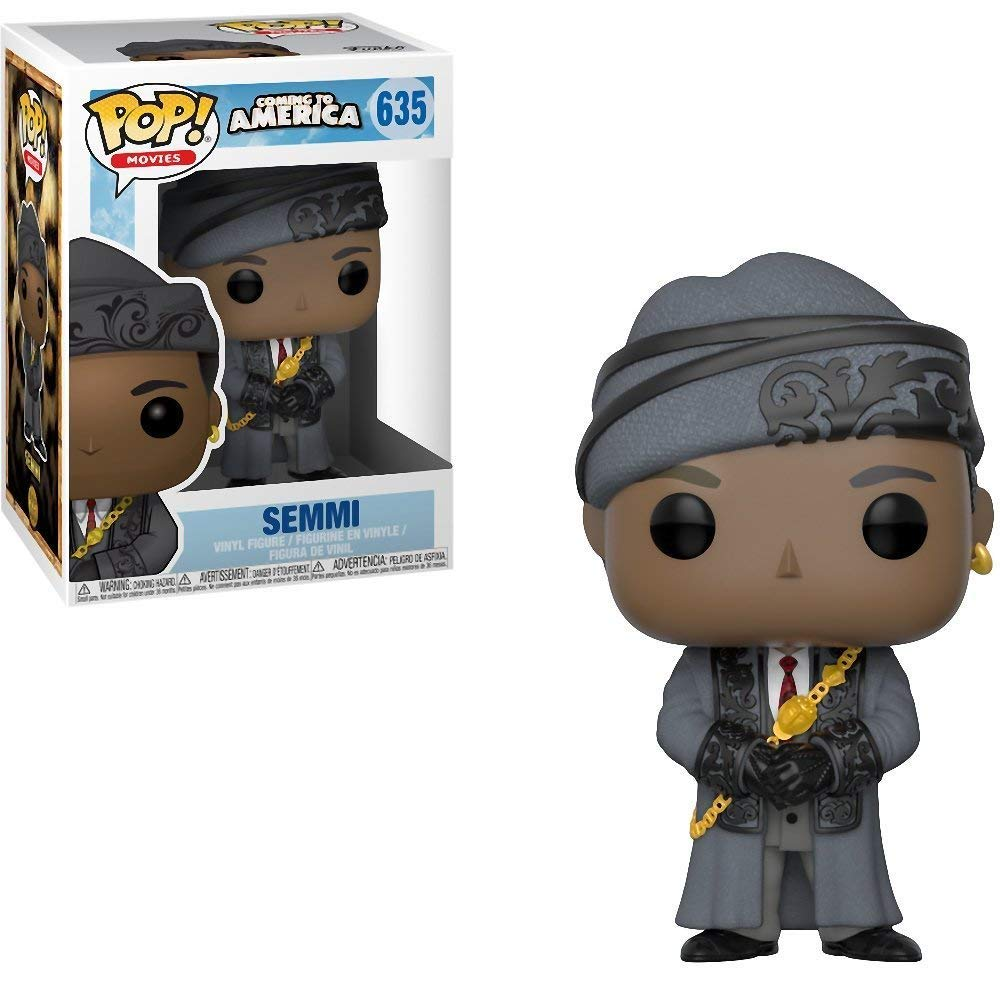 Semmi Funko Pop! Movies Coming to America