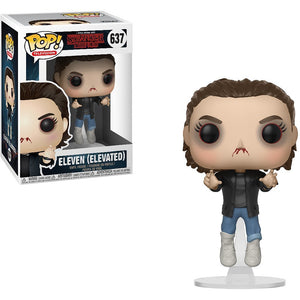 Eleven Elevated Funko Pop! Television Stranger Things