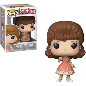 Miss Yvonne Funko Pop! Television Pee-Wee's Playhouse