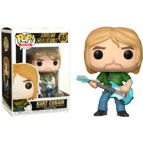 Kurt Cobain Funko Pop! Rocks