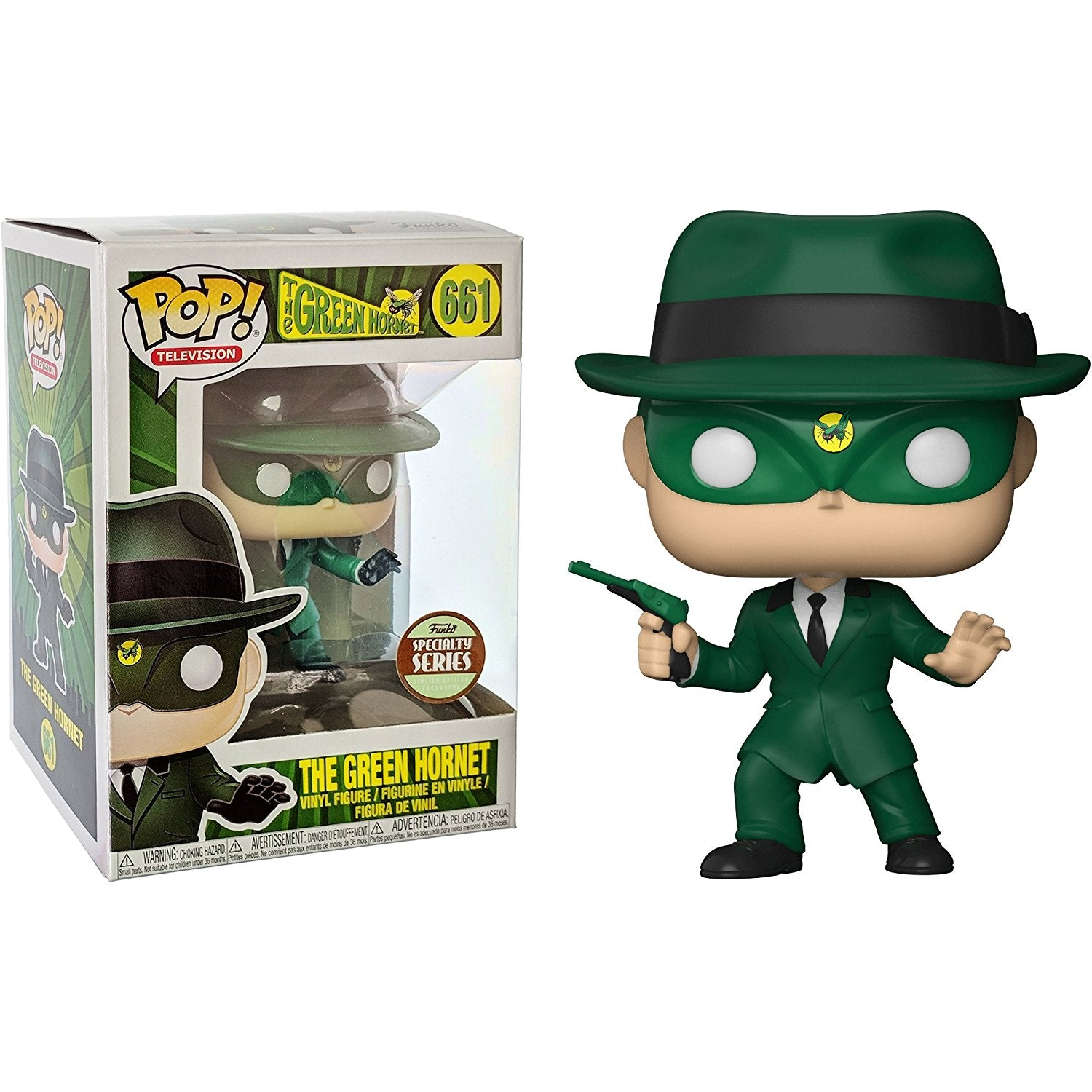 Green Hornet Funko Pop! Television Specialty Series