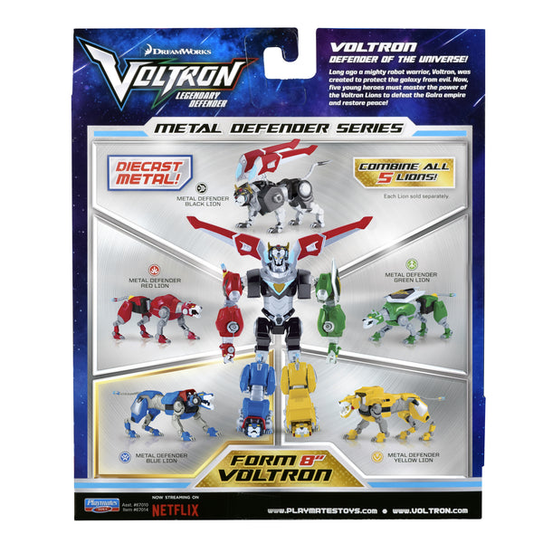 Blue Lion Voltron The Legendary Defender Diecast Figure
