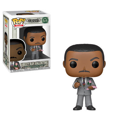 Billy Ray Valentine Funko Pop Movies Trading Places