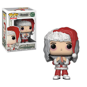 Santa Louis Funko Pop Movies Trading Places