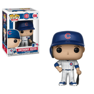 Anthony Rizzo Funko Pop! MLB Chicago Cubs