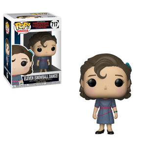 Eleven Snowball Dance Funko Pop Television Stranger Things
