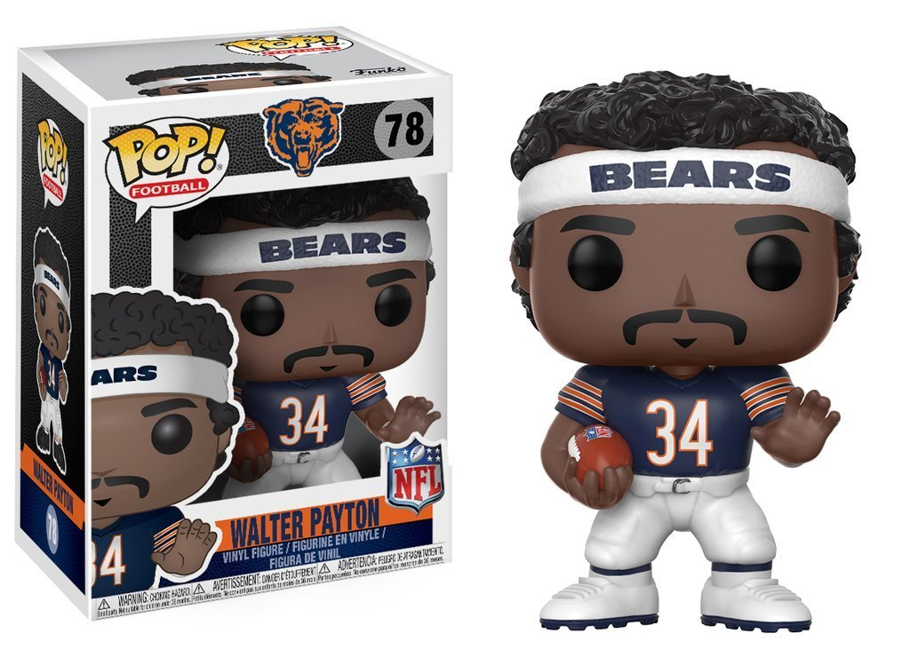 Walter Payton Funko Pop! NFL Legends