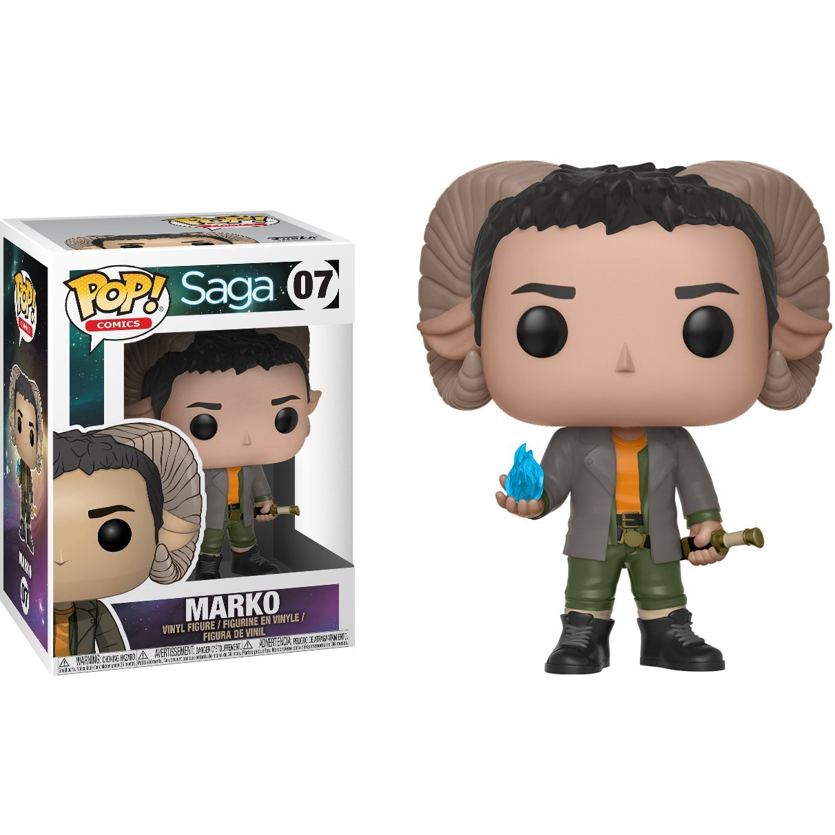 Marko Funko Pop! Comics Saga