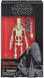 Battle Droid Star Wars The Black Series 6 Inch Action Figure