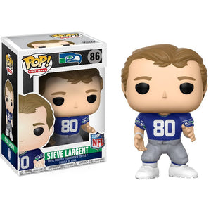 Steve Largent Funko Pop! NFL Legends