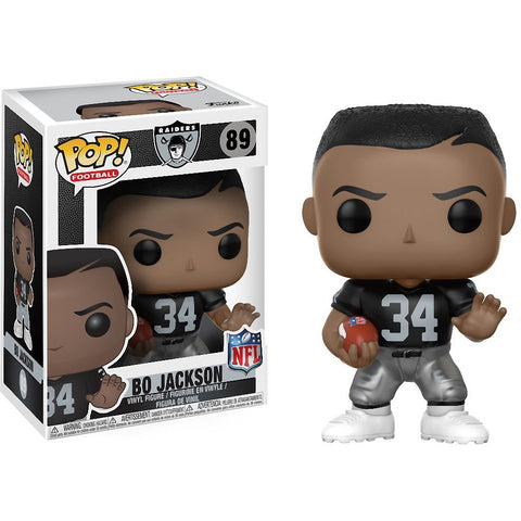 Bo Jackson Funko Pop! NFL Legends