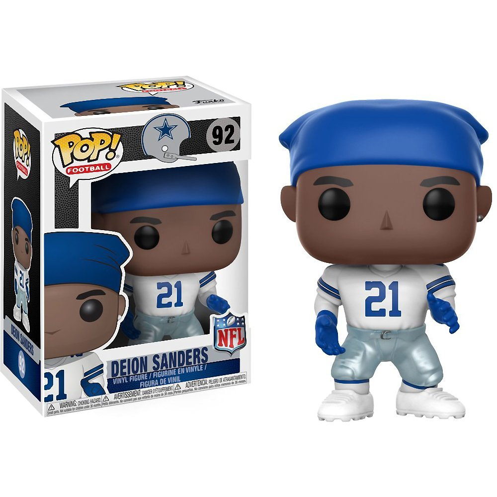 Deion Sanders Funko Pop! NFL Legends