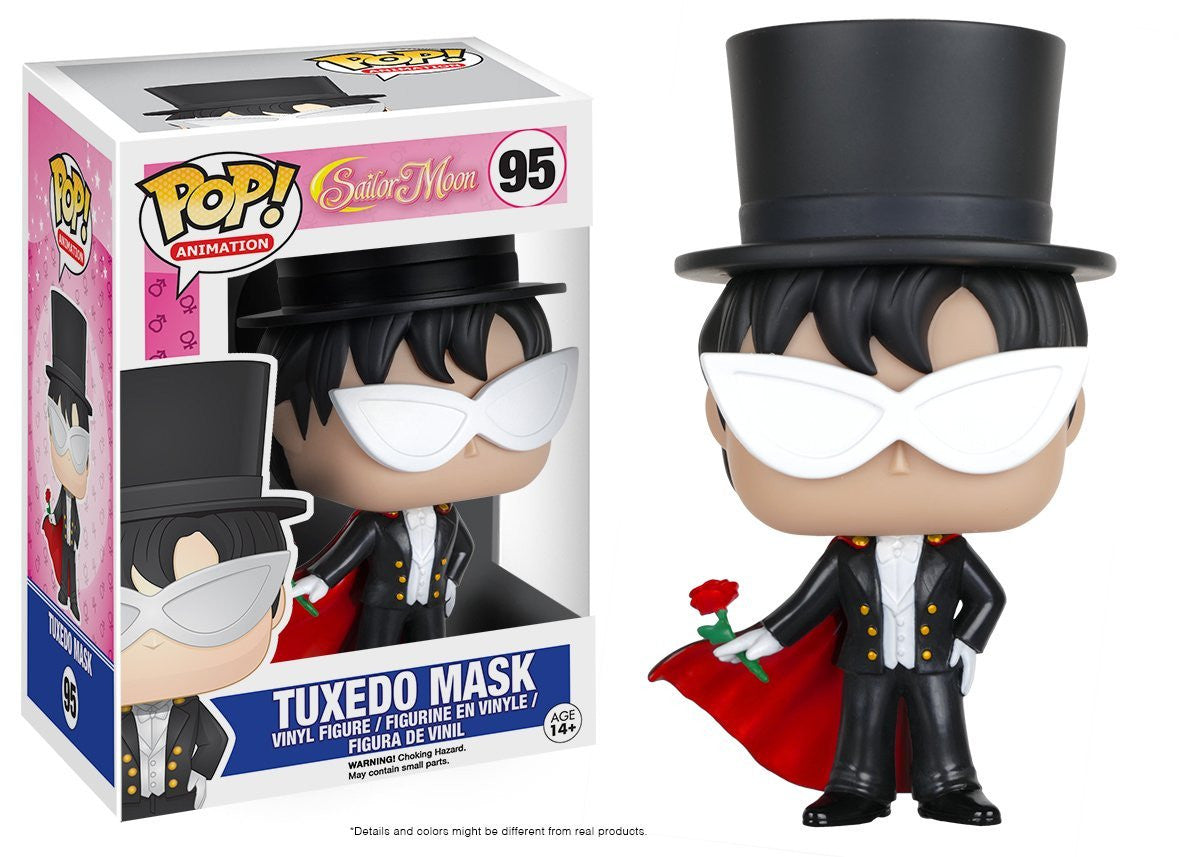 Tuxedo Mask Funko Pop Sailor Moon