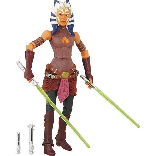 Ahsoka Tano Star Wars Black Series 3.75-Inch