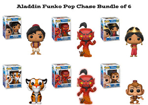 Aladdin Funko Pop! Disney Chase Bundle