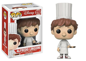 Alfredo Linguini Funko Pop! Disney Ratatouille
