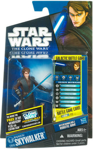Anakin Skywalker CW45 Star Wars Clone Wars Action Figure