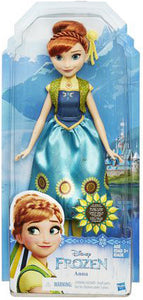Anna Disney Princess Frozen Fever Fashion Doll