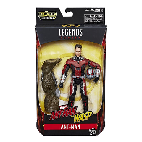 Ant-Man Marvel Legends 6-Inch Action Figure Cull Obsidian Wave