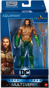 Aquaman DC Comics Multiverse Trench Monster Collect and Connect Action Figure
