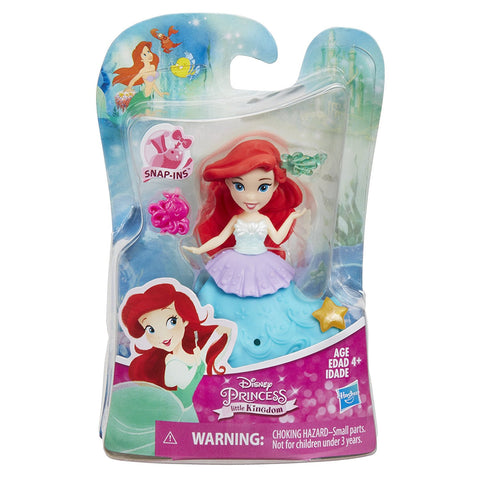 Ariel Disney Princess Little Kingdom Small Doll