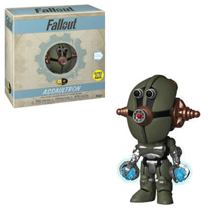 Fallout Assaultron Funko 5 Star Vinyl Figure