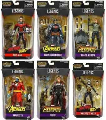 Cull Obsidian Marvel Legends Build-A-Figure Wave