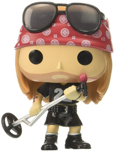 Axl Rose Funko Pop! Rocks Guns N' Roses