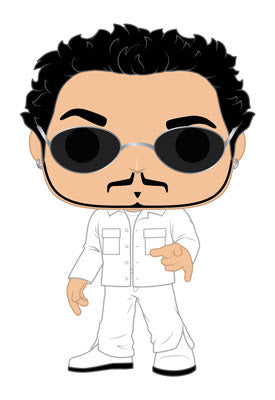 AJ McLean Funko Pop Rocks Backstreet Boys