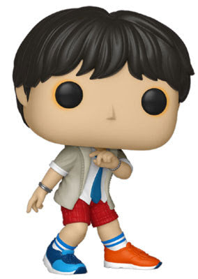 J-Hope Funko Pop Rocks BTS