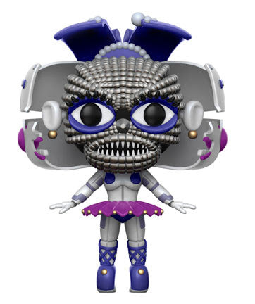 Ballora Funko Pop! Games Five Nights at Freddy's Sister Location