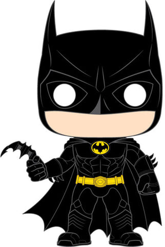 Batman 1989 Funko Pop Heroes Batman 80th Anniversary