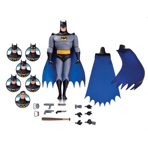 Batman Expressions Pack Batman The Animated Series Action Figure