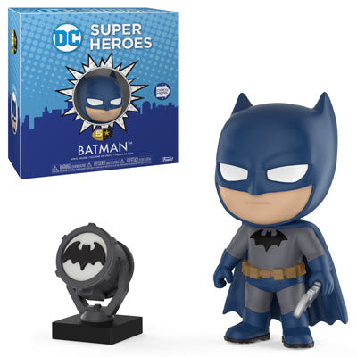 Batman 5 Star Vinyl Figure DC Super Heroes Classic