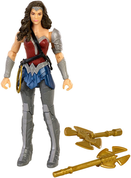 Battle Ready Wonder Woman Justice League Action Figure
