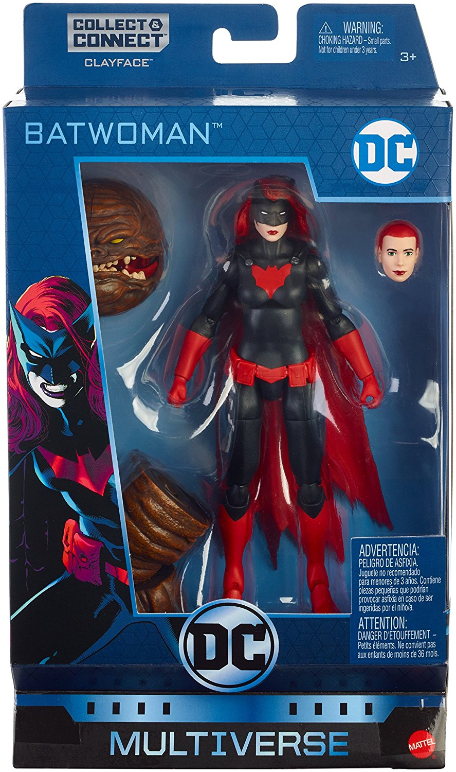 Batwoman DC Comics Multiverse Rebirth Action Figure