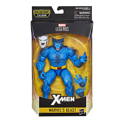 Beast X-Men Marvel Legends Action Figure