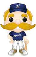 Bernie the Brewer Funko Pop Sports MLB Milwaukee Brewers