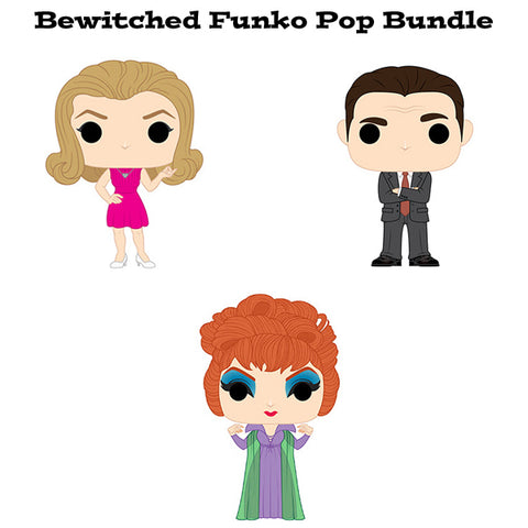 Bewitched Funko Pop Bundle