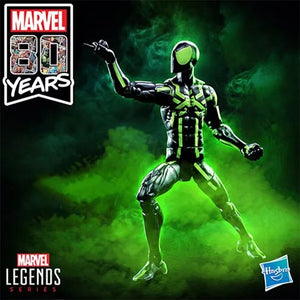Big Time Spider-Man Marvel Legends Exclusive Action Figure