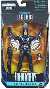 Black Bolt Marvel Legends 6-Inch Action Figure