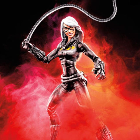Black Cat Marvel Legends