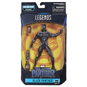 Black Panther Marvel Legends M'Baku Build-A-Figure Wave