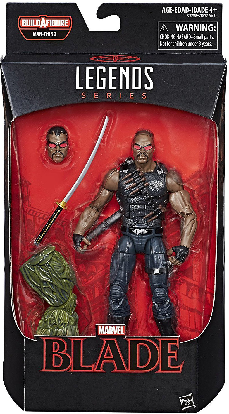 Blade Marvel Legends Action Figure Man-Thing Wave
