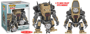 Blisk and Legion Titan Vehicle Funko Pop! Games Titanfall 2