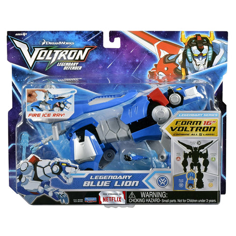 Blue Lion Voltron The Legendary Defender Figure