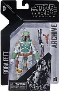 Boba Fett Star Wars The Black Series Archive Collection 6 Inch Figure