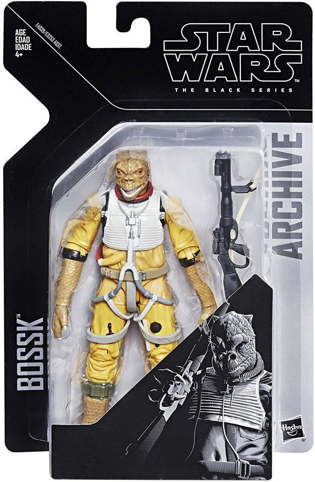 Bossk Star Wars The Black Series Archive Collection Figure