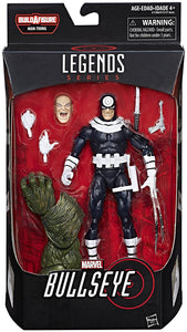 Bullseye Marvel Legends Action Figure Man-Thing Wave